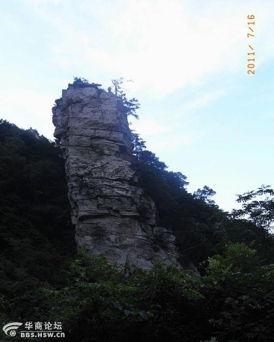 奇峰异境终南山草甸 - 翠华山 - 翠华山的博客