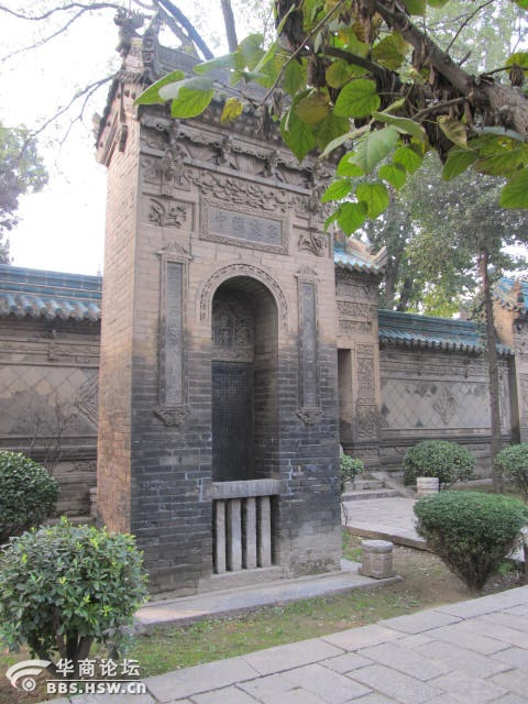 西安清真大寺图片