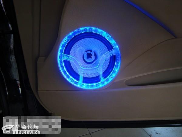 雷克萨斯es350 改装dvd导航 还原5.1影院效果 汽车论坛 华