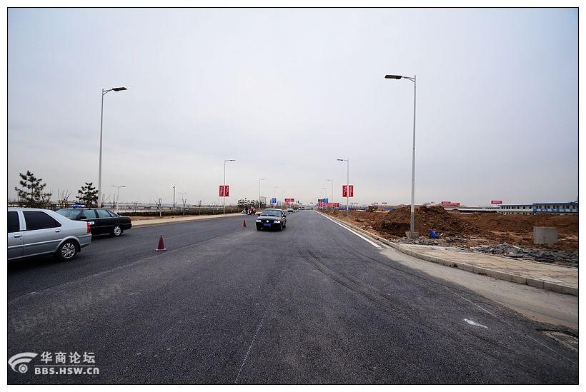 西安咸阳国际机场扩建工程随拍,T3航站楼3月底启用
