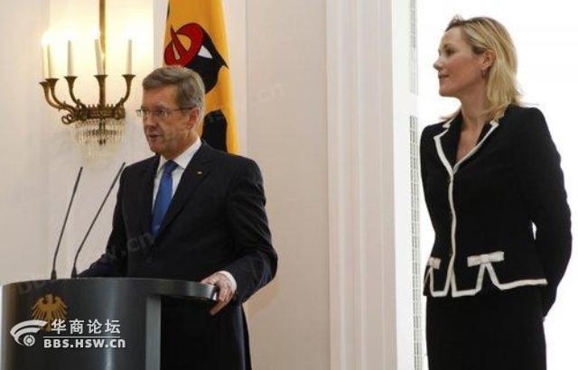 德国总统下台的5个原因【图】 - 嵩山河子 - 嵩山河子