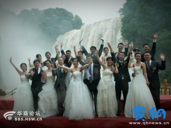 『清凉贵州』[别有洞天]观黄果树瀑布 - 远山近树 - 远山近树的博客