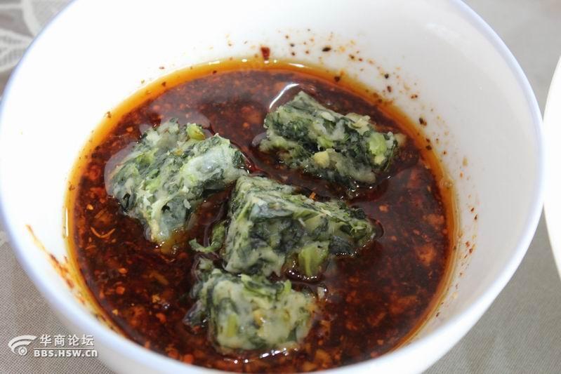 味觉西安 便宜的超乎想象还好吃的菜疙瘩