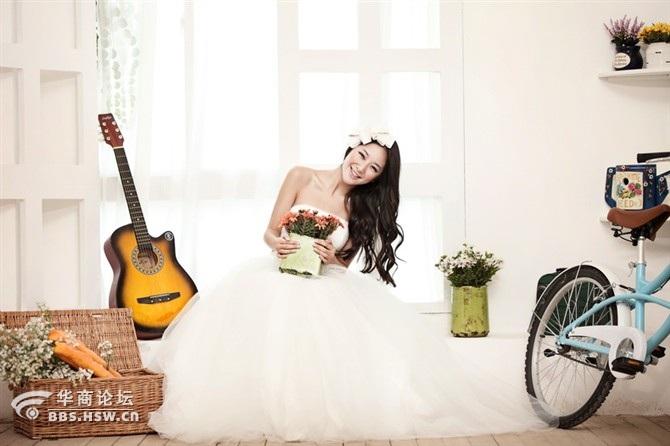 婚纱摄影美姿技巧图片