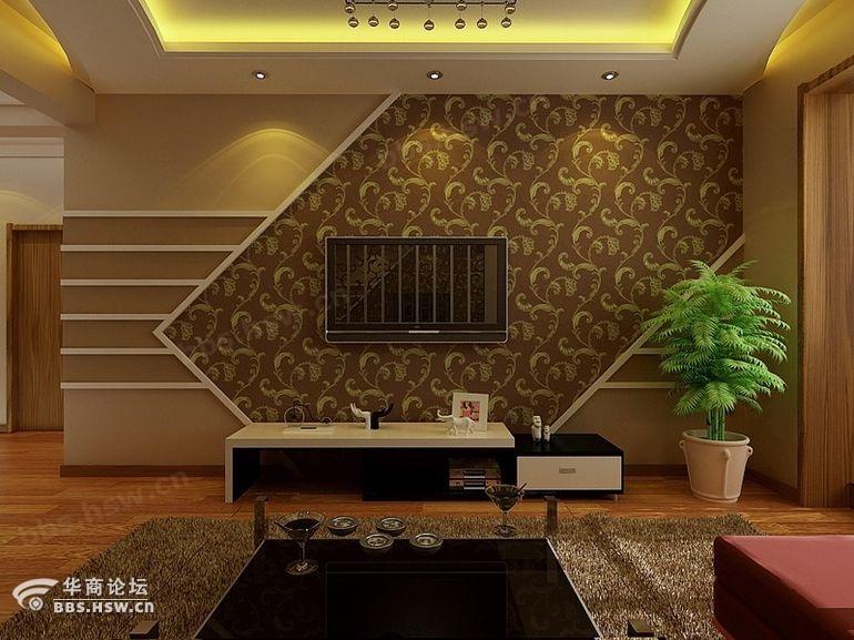 二居室 90.65平米 装修设计现代简约