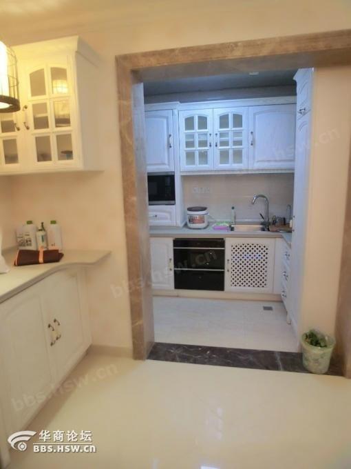 ㎡厨房整体橱柜装修效果图