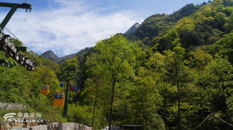 生态风景旅游区,分为五个景区:即秦岭梁景区,芦花河景区,龙潭子景区