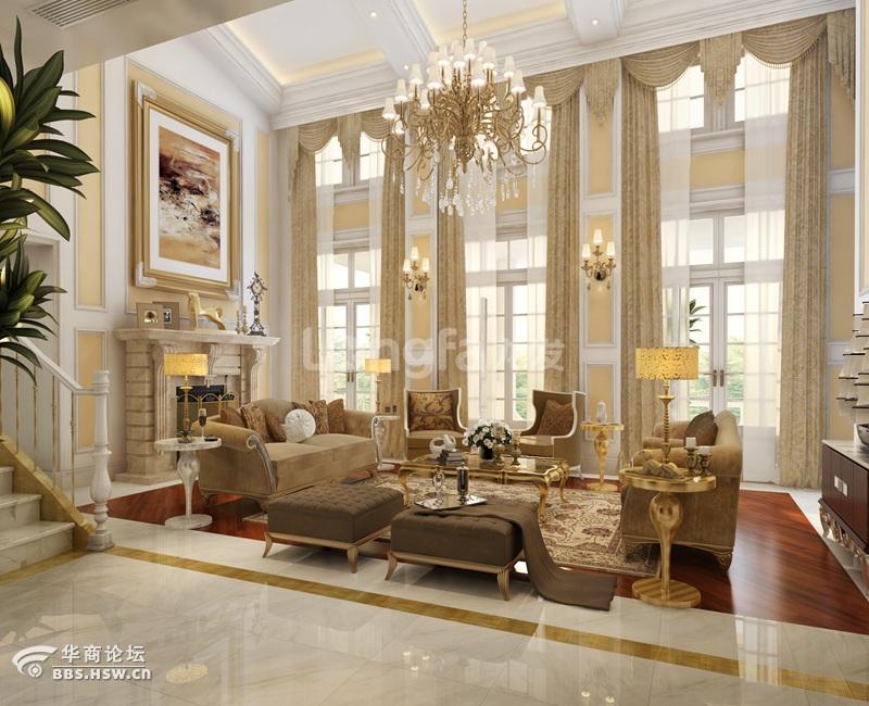 贝克汉姆教你装修欧洲风格的温馨美宅