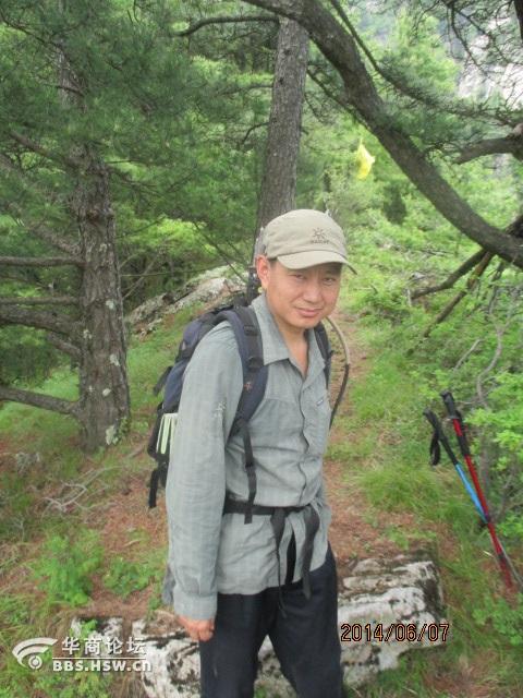 4小时33分拔高1780米 徒步32公里 15天3次反穿大寺的猛驴...