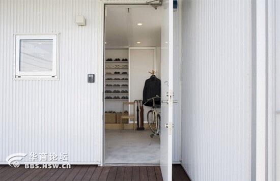 西安龙发装修设计 不掺入丁点杂色 素白三居室装修设计