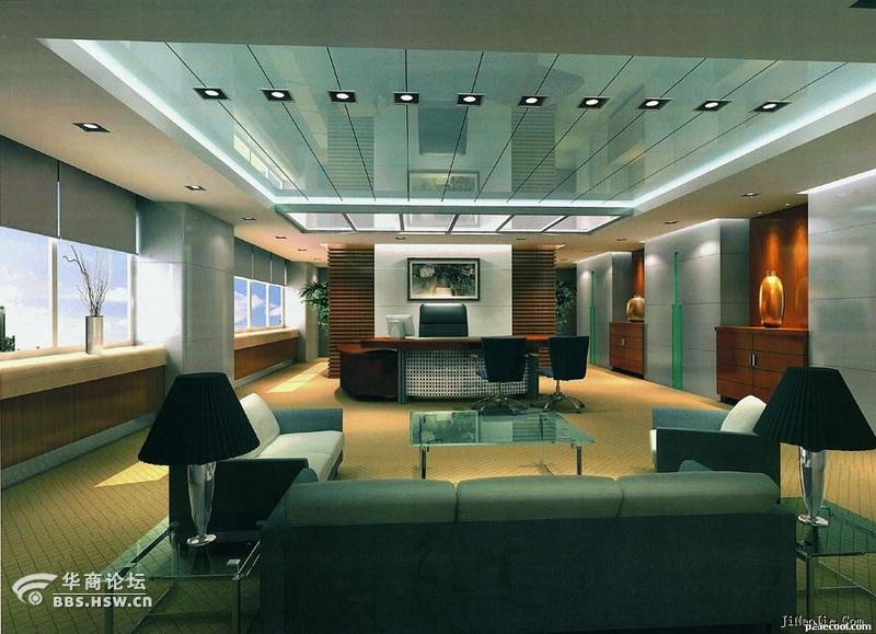 郑州的办公室装修公司 专业18年
