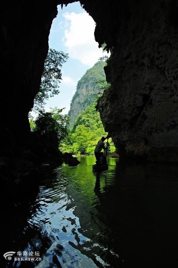 梦回桃花源寻找在滇东南中被隐藏的绝世美景 高清
