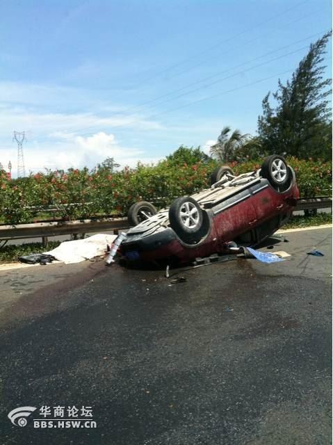 山西岚县车祸致7死2伤 事故原因正在调查当中图片