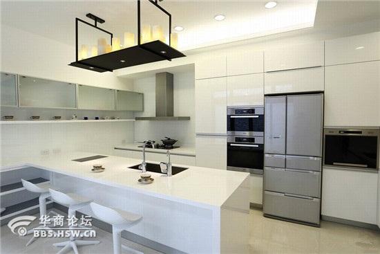 厨房橱柜装修效果图大全
