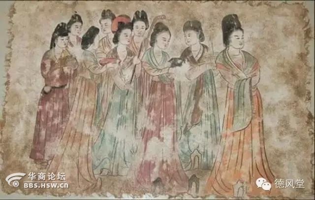 唐代 壁画