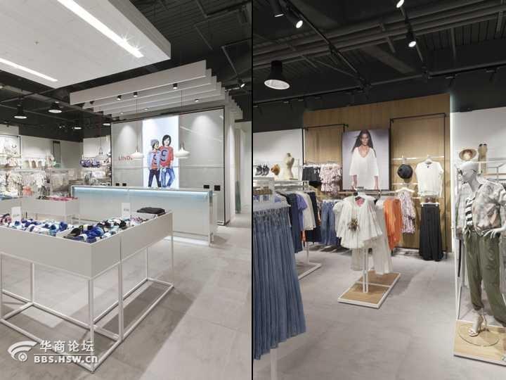 服装店装修,设计是第一步.好的设计要与店铺的经验理念及销