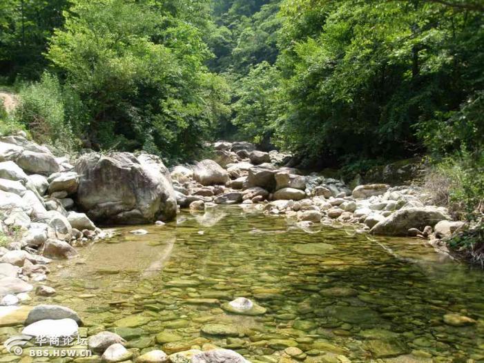 周六 11号 耿峪 大石门瀑布 嬉水 休闲往返